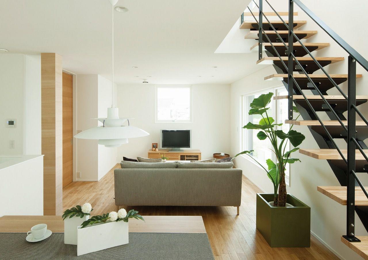断熱性能の高い家をしっかりつくれば、必要以上に冷暖房を使う必要もありません。