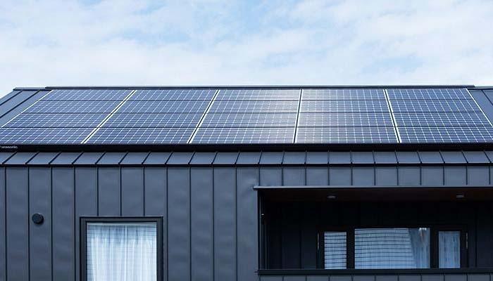 太陽光発電にとって効率のよい屋根の傾斜角度