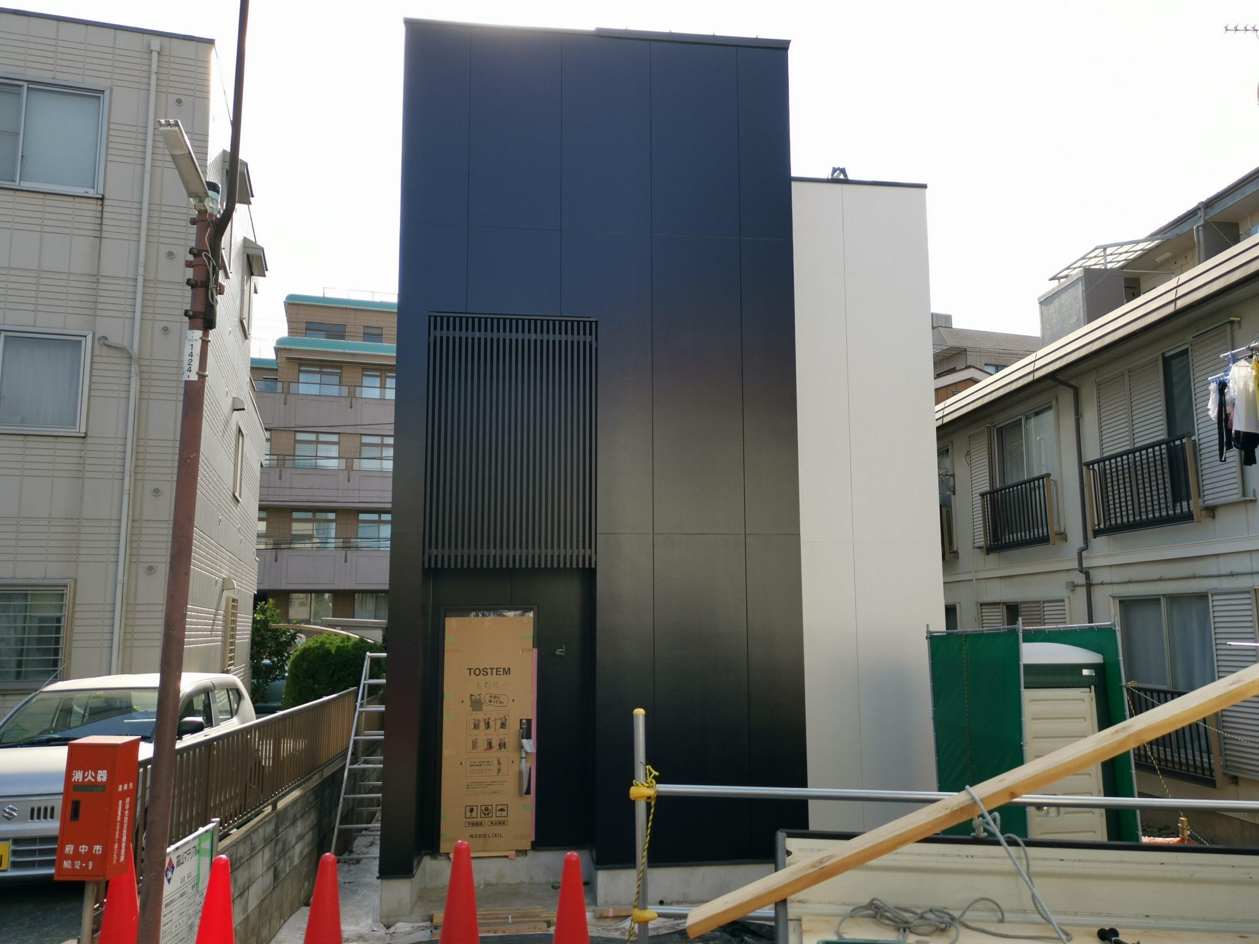 casa sky と takayama house