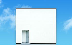 究極のシンプルハウス
